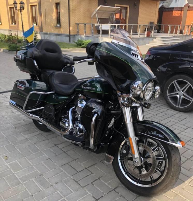 Harley-Davidson Limited Ultra FLHTKUi Elektro Glide 2016 г.в. 1700 см3