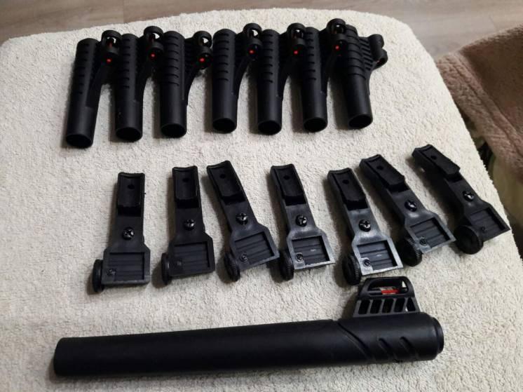 Продам прицельные планки на винтовку. В1-В2