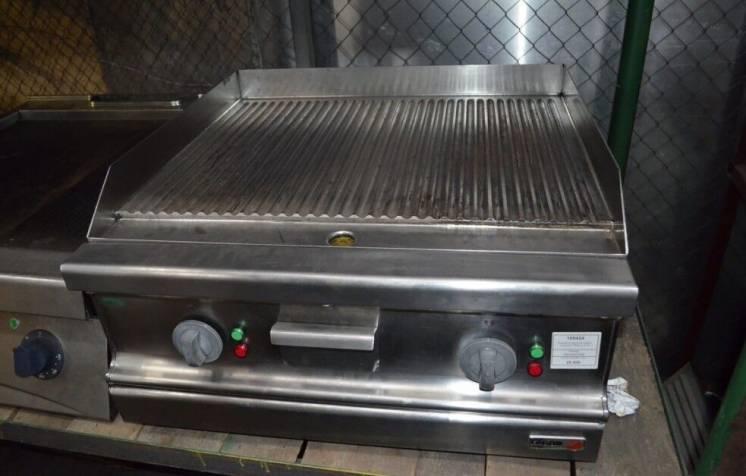 Гриль бу поверхность жарочная б у Fagor FTE / C 9-10 R для кафе