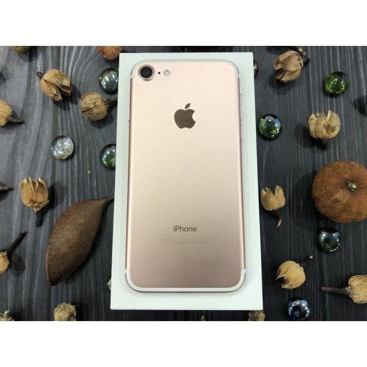 IPhone 7 32Gb Rose Gold. Neverlock. Гарантия. Рассрочка. Магазин