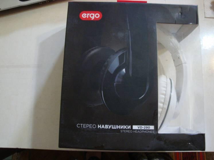Наушники Ergo VD-290