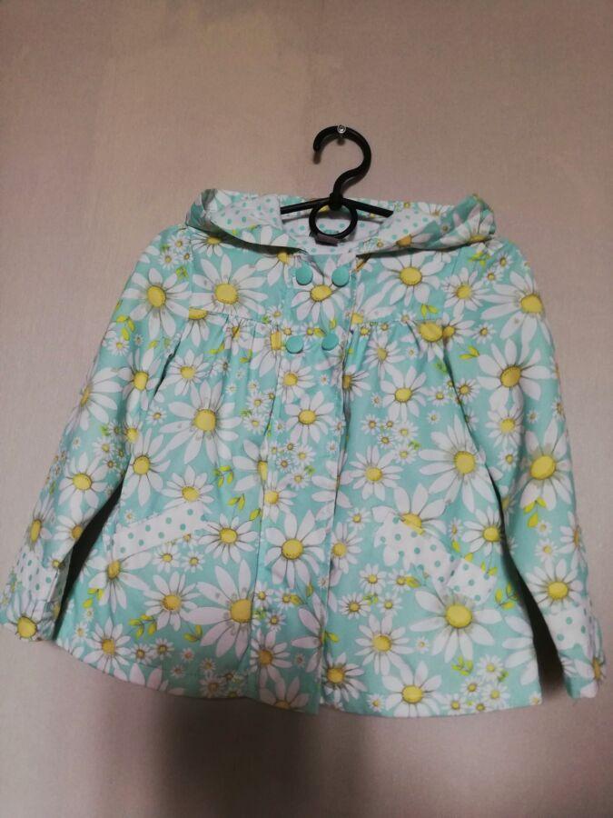 Продам курточку для девочки 1,5-2,0 годика