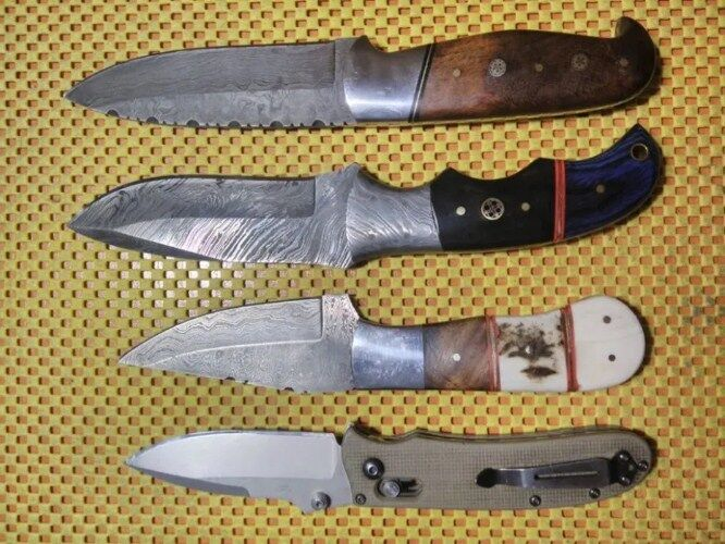 Заточка ножей