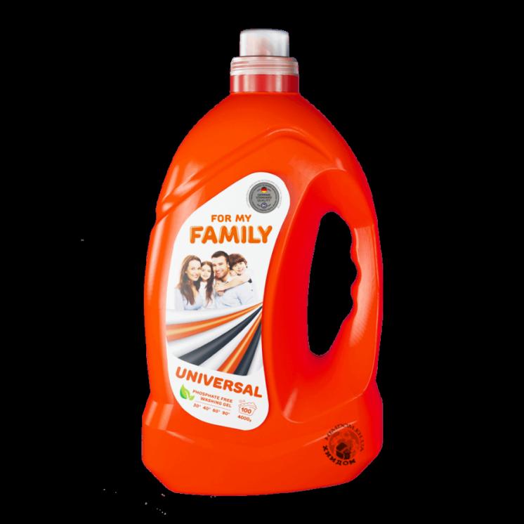 Гель для старки 4 литра бес фосфатный Акция Польша