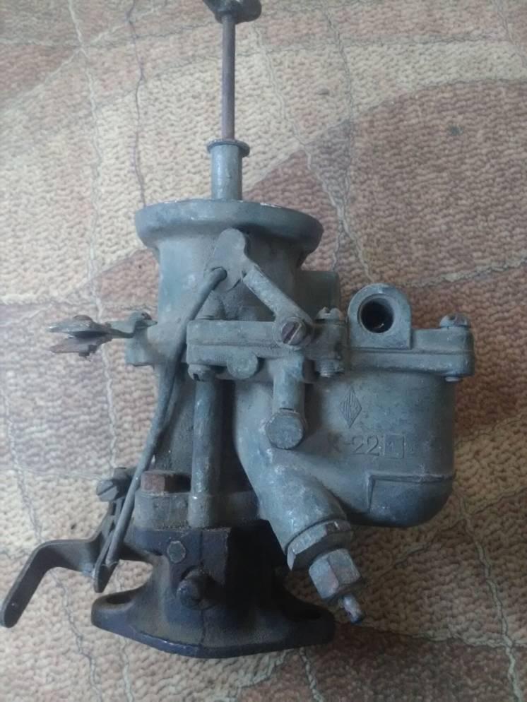 Карбюратор К22И ГАЗ 21
