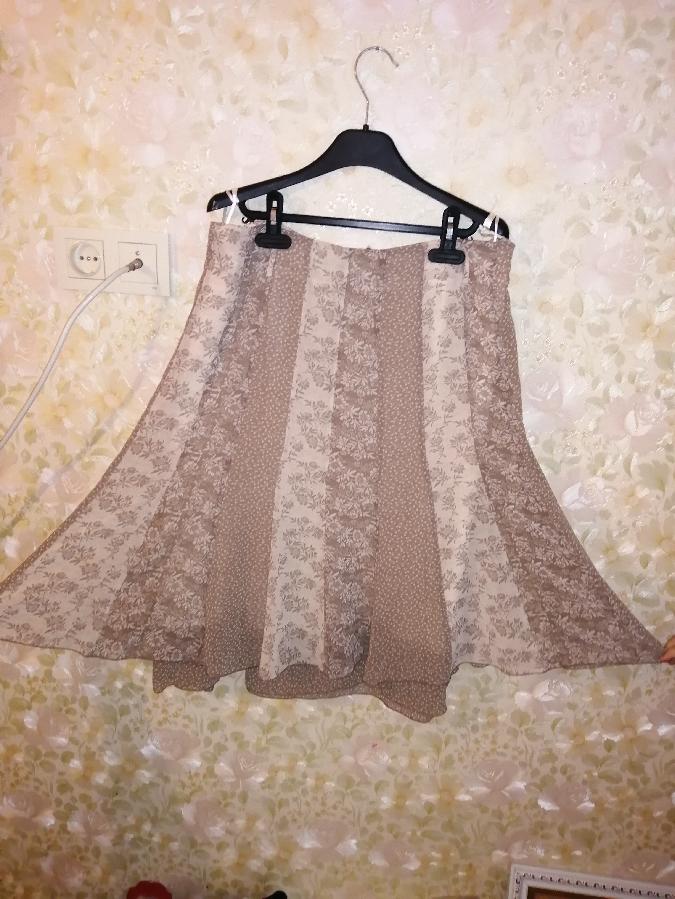 Легкая юбка р-46
