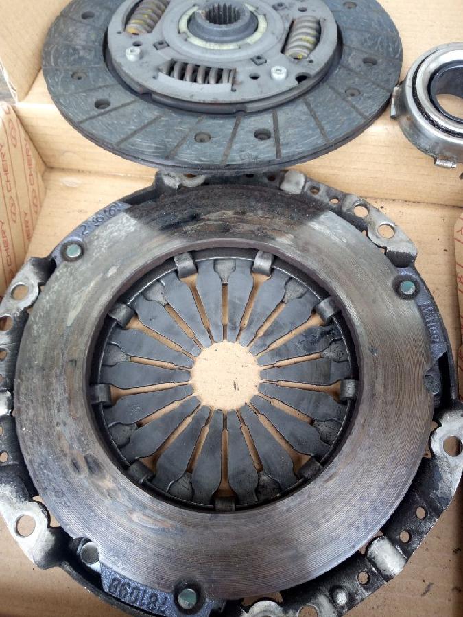 диск сцепления с корзинкой ЗАЗ вида