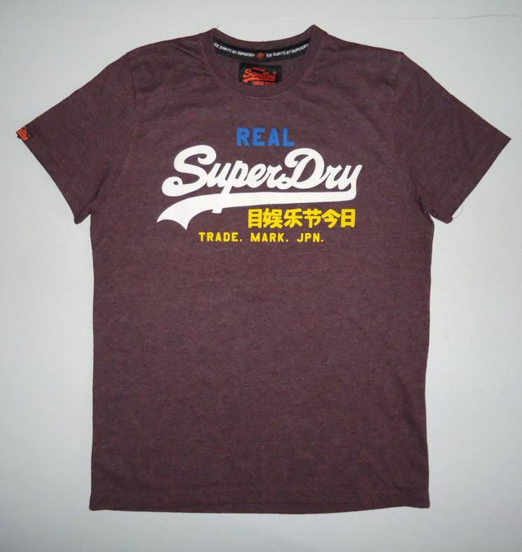 футболка  Superdry Vintage Real (XL)