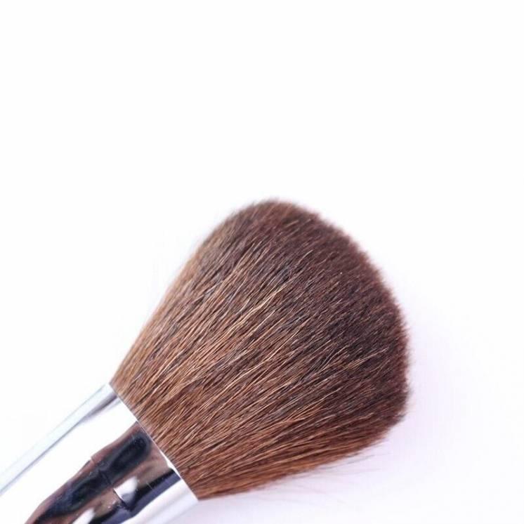 Кисть натуральная для основы, макияжа пудры и румян