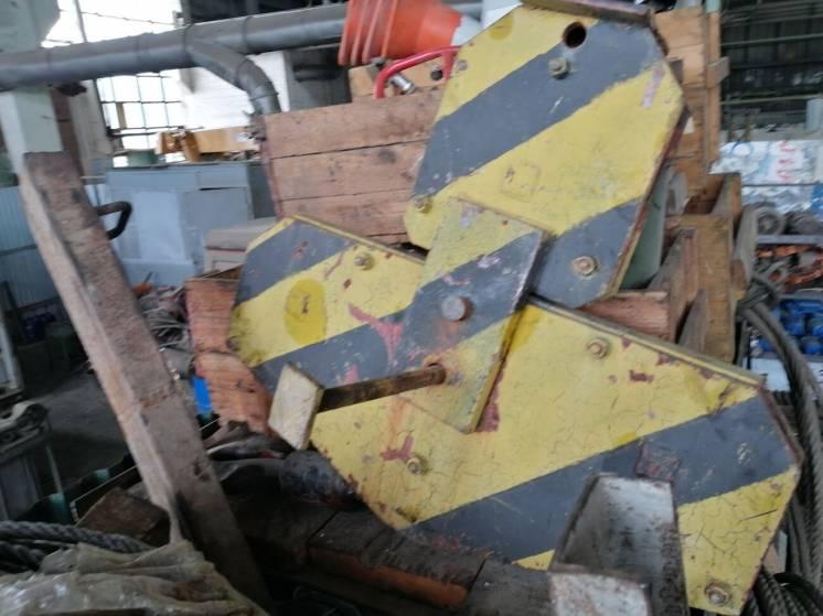 Крюковая подвеска и каретка Pekazett 4112