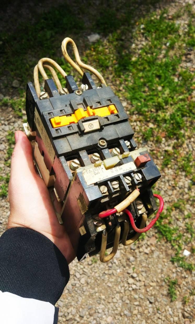 Контактор (пускатель магнитный) ПМЛ 4100 О*4Б