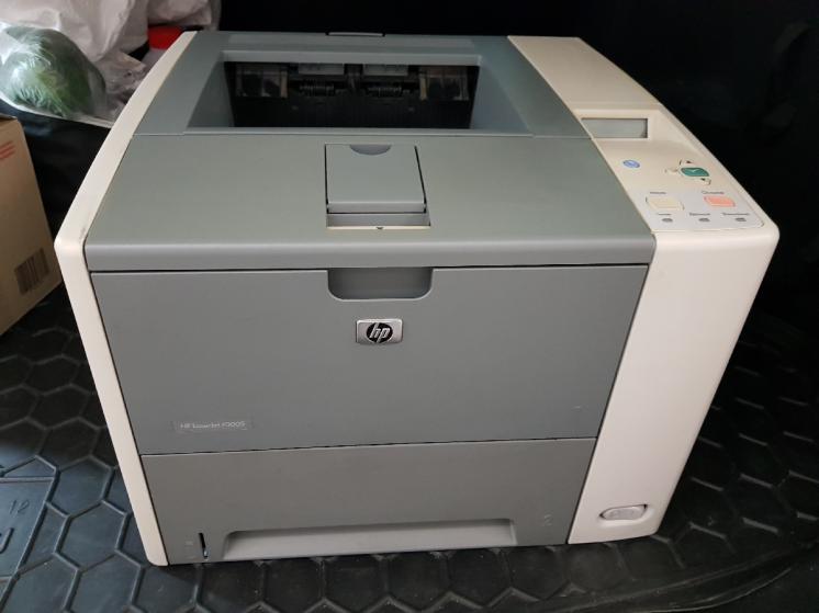 Принтер лазерный HP Laser Jet P 3005