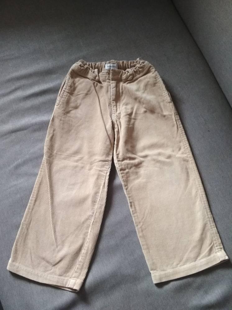 Вельветовые брюки штаны Marasil США, мальчику, размер 5