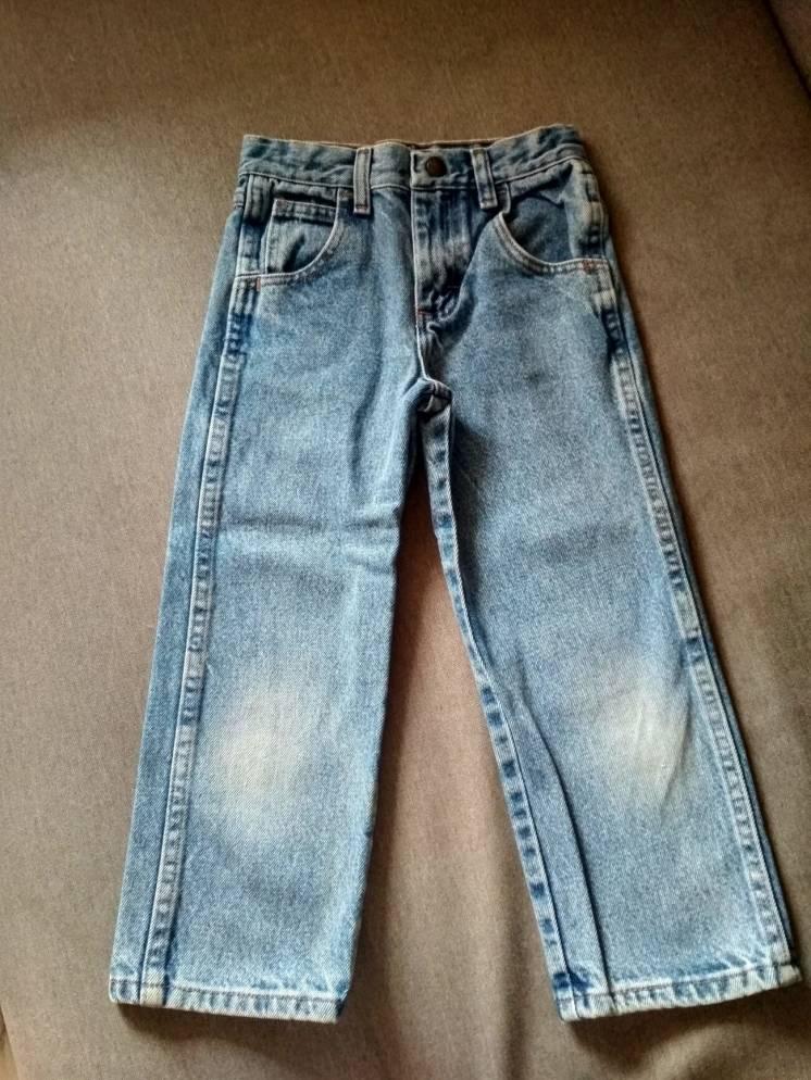 Детские классические джинсы Big Rock Canyon, США, мальчику, размер 5