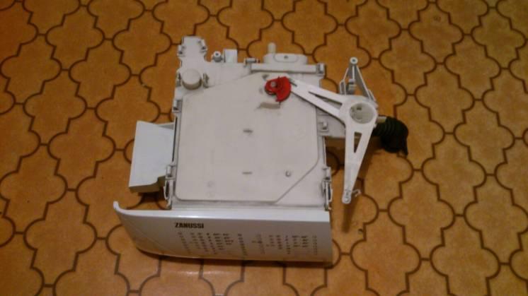 Порошкоприемник (дозатор) для стиральной машины Zanussi