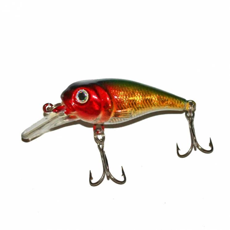 Воблер Sunlure Fishaing Crank dw-1059
