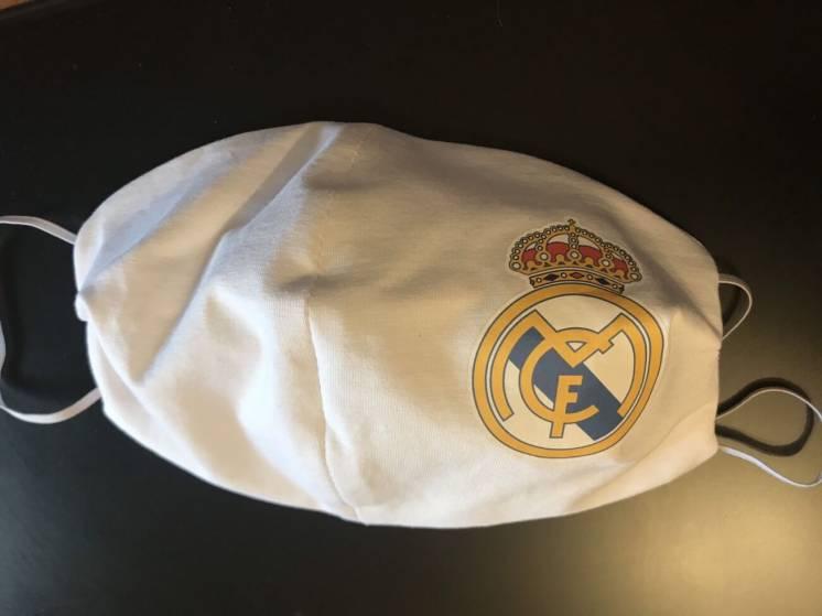 """Маска """"Реал Мадрид"""""""