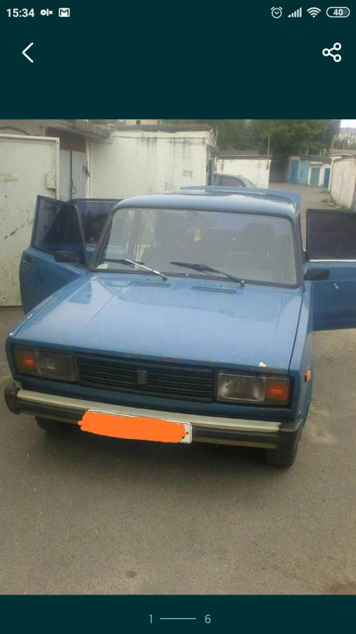 Продам ВАЗ 2105 в хорошому стані.