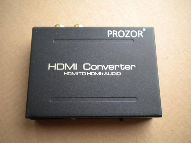 Hdmi Audio Spdif Toslink 2 - 5.1 экстрактор преобразователь конвертер