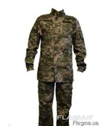 Военная форма пиксель