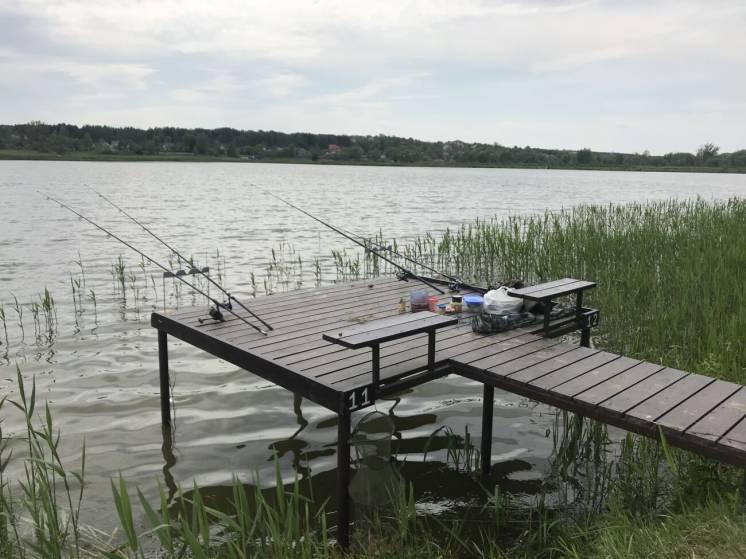 Рыбалка в Киевской обл.