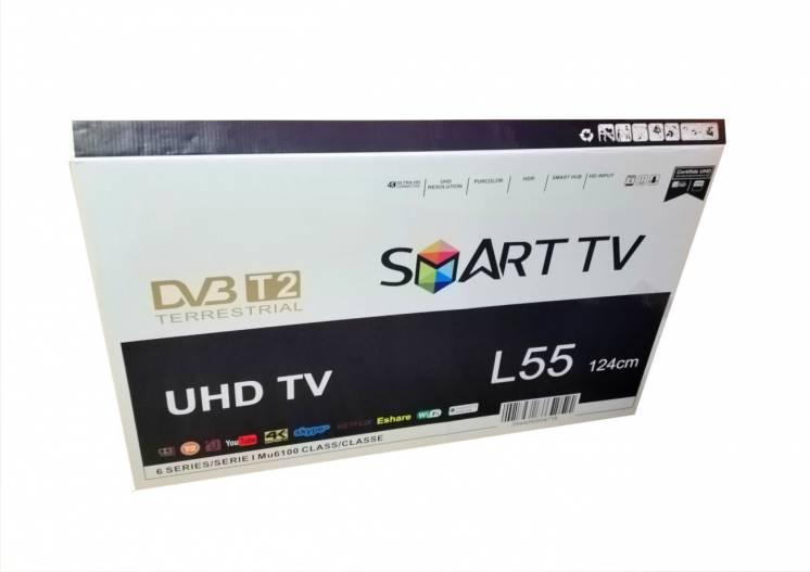 "Телевизор LED 4K 50'', 42'',32"" Smart TV+T2+WiFi аналог SAMSUNG"
