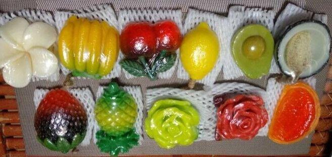 Натуральное мыло ручной работы.Производство Таиланд.