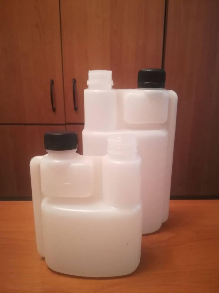 Пресс-форма для изготовления канистр для жидкостей