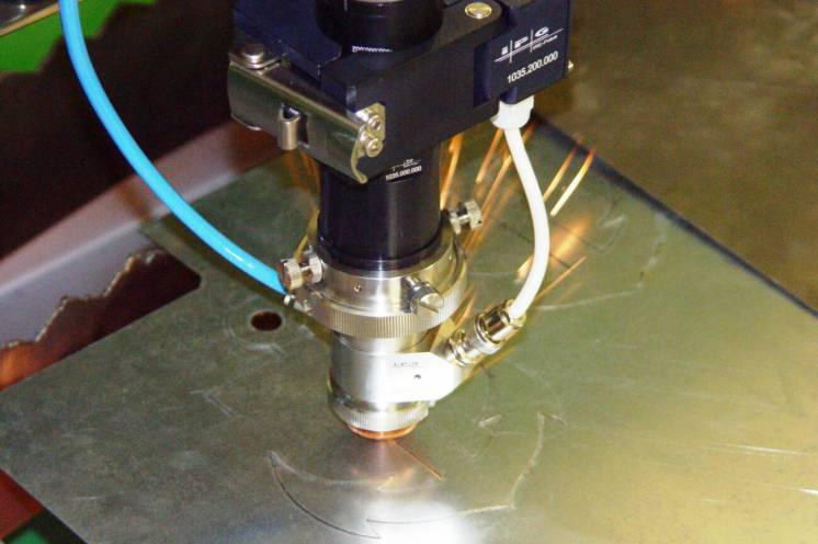 Лазерная, плазменная резка металла