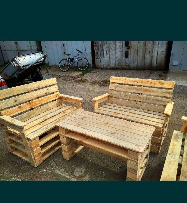 Недорого !Мебель из поддонов,качели,беседки,столы лавочки на заказ!