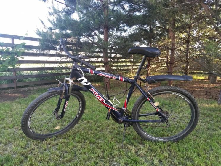 Продам велосипед Fort(Алюминиевая рама)
