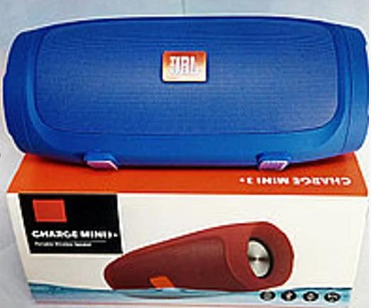 Портативна колонка JBL Charge Mini 3+