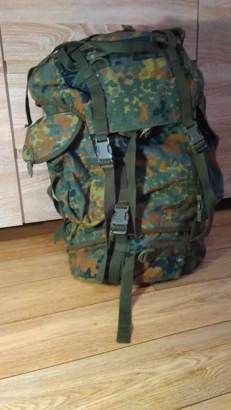 Рюкзак бундесвера 65л (б/у оригинал)