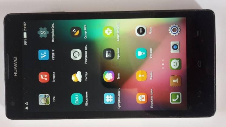 смартфон Huawei G700 Dual Slim White