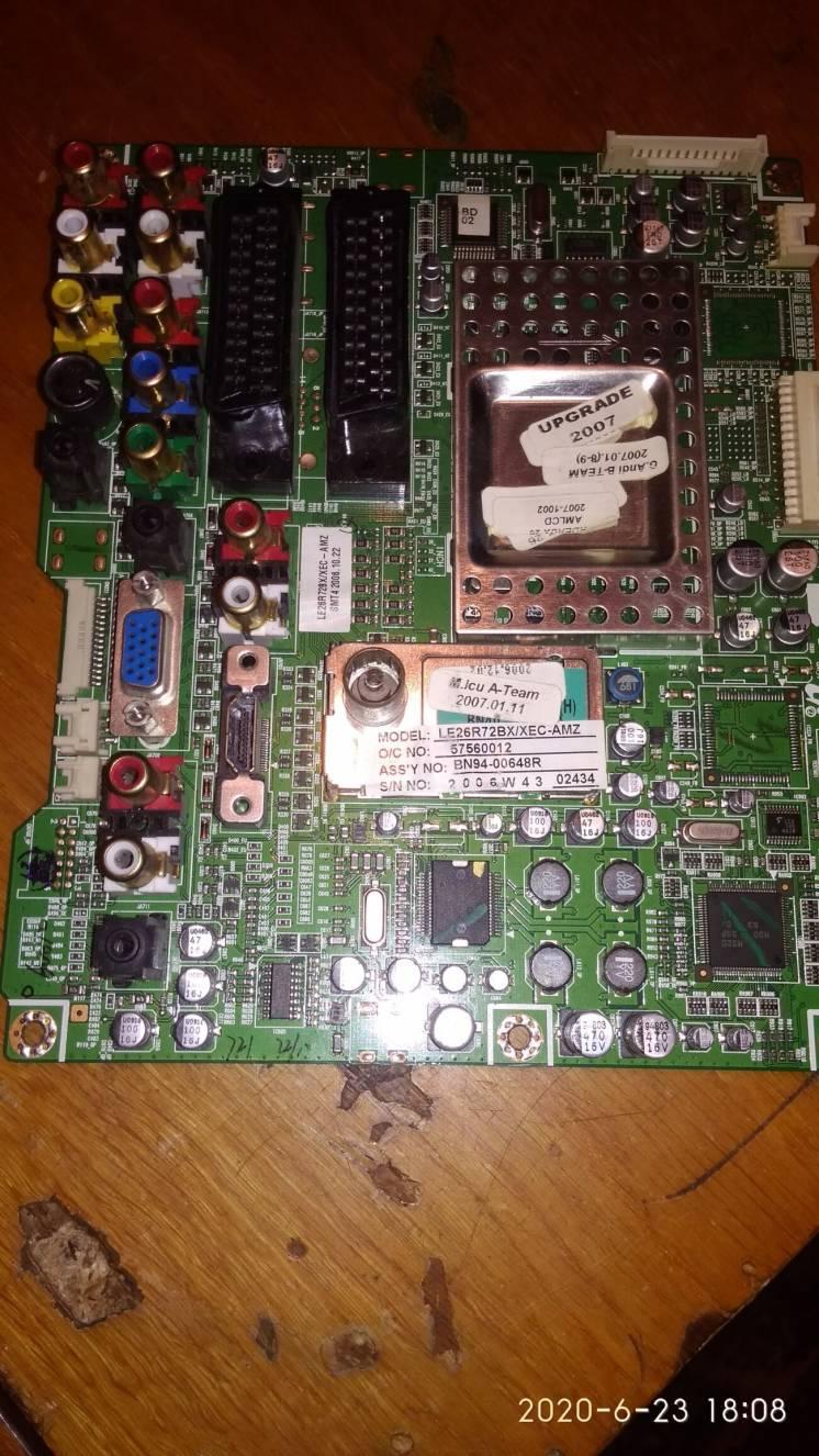 BN41-00680D LE26R72BX/XEC-AMZ  M.B. SAMSUNG