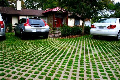 ЭКО плитка Травница газонная решётка от производителя АртБетон Харьков