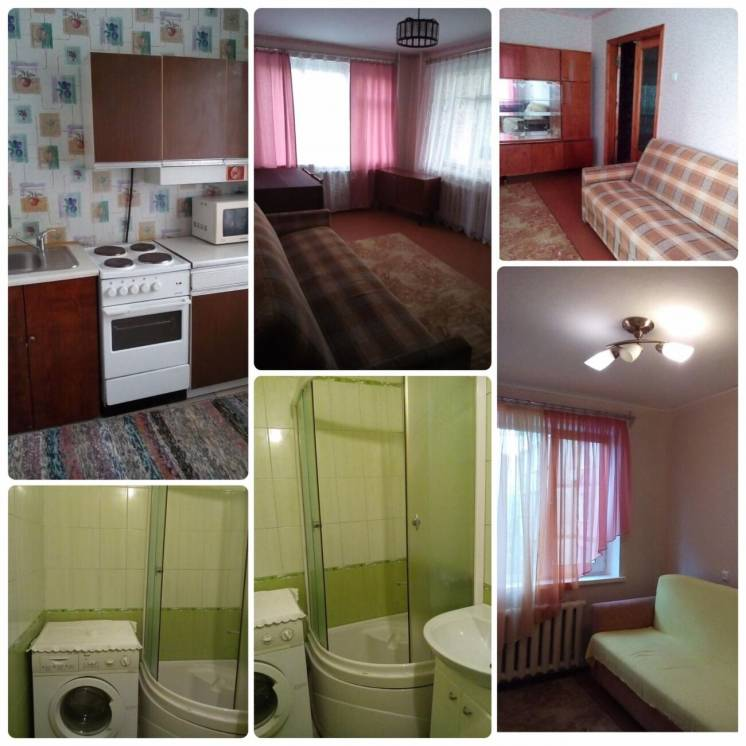 Оренда   2 кімнатої квартири в раойні Урожая.
