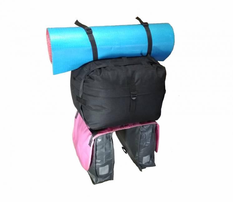 Вело рюкзак. V = 58 л. Вело туризм