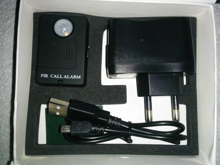 Бездротова GSM - сигналізація для охорони приміщень, нова
