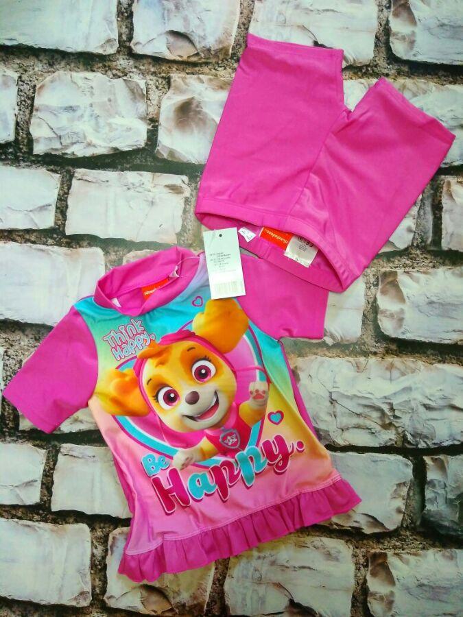 Купальный костюм для малышки Nickelodeon 12-18 мес