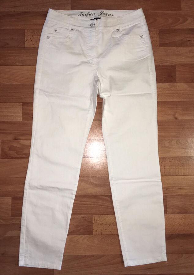Джинсы белые джинси штани
