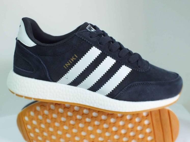 Жіночі кросівки Adidas INIKI замша 38 розмір 00212