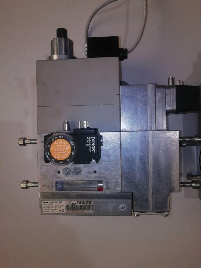 Dungs MB-DLE B01 S52 одноступенчатый принцип действия