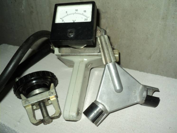 Комплект аккумуляторщика Э-412 + подарок