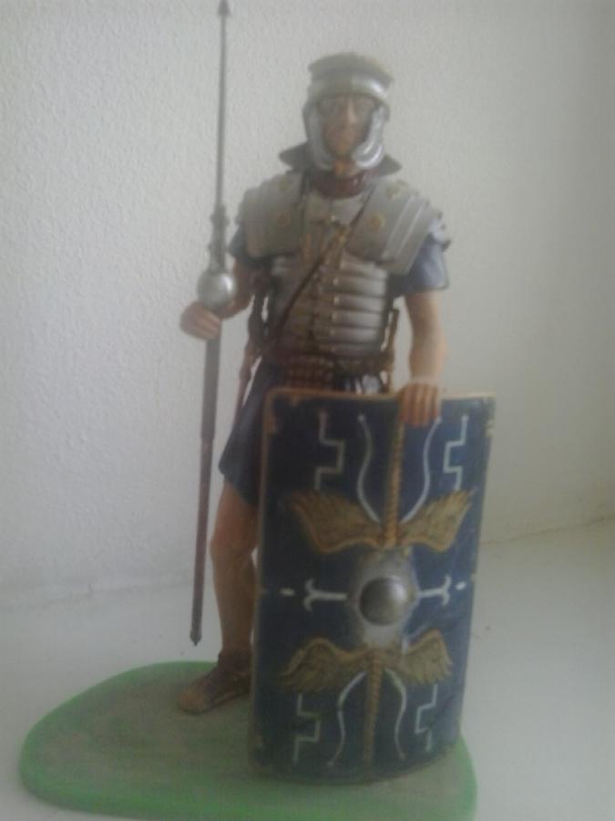 Фігурка Римський легіонер М 1:16