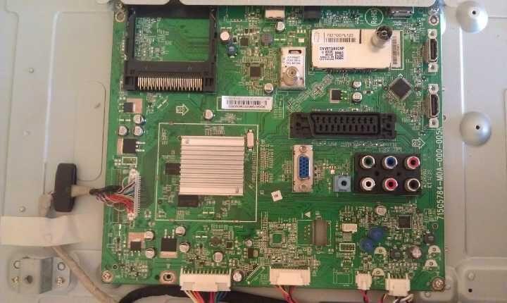 715G5784-M0A-000-005k tv PHILIPS 40PFL3107K/02  TPM9.2E LA