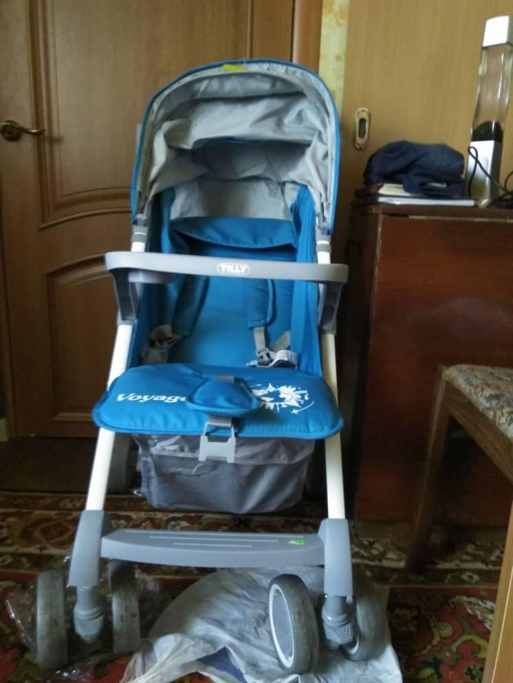 продается прогулочная детская коляска