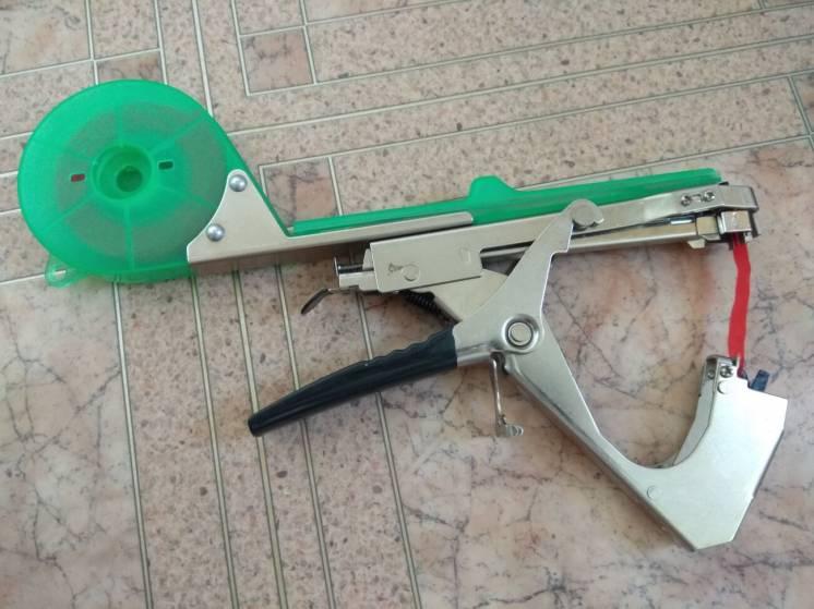 тапенер степлер для подвязки растений