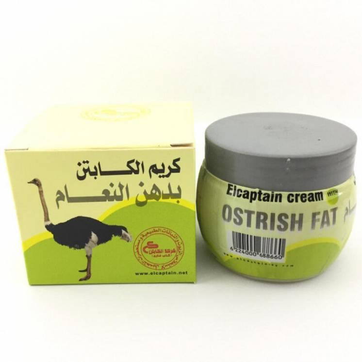Мазь со страусинным жиром Ostrish Fat