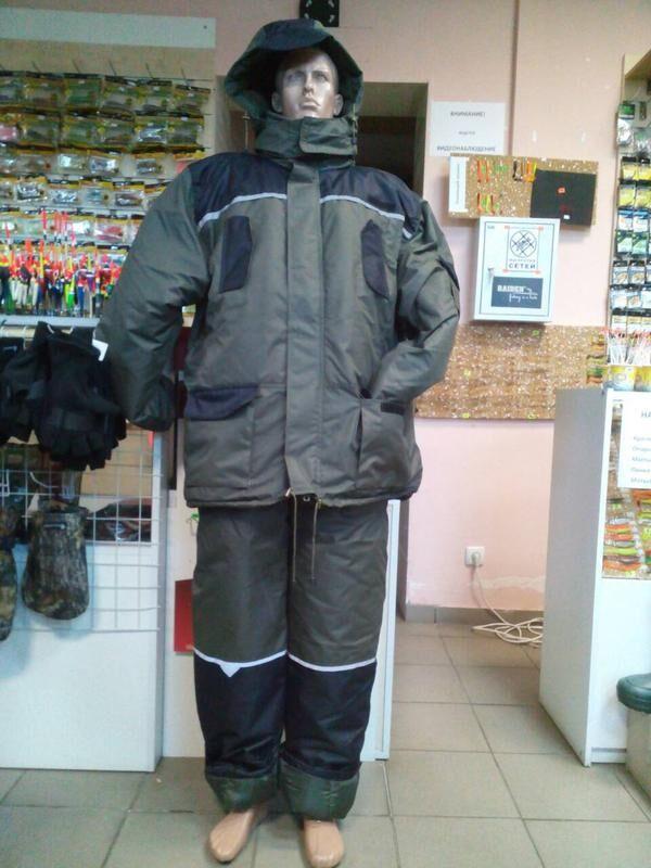 Новый костюм. Длинная куртка и Полукомбез.
